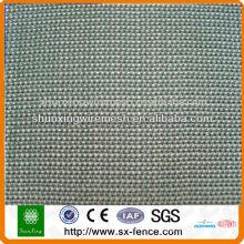 Envolvido com anel UV Sun Shade Net (ISO9001)