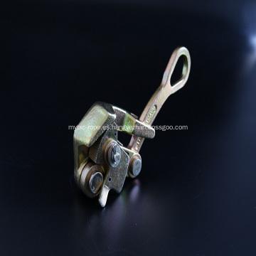 Abrazadera de cuerda de alambre flexible Auto-agarre vienen a lo largo de la abrazadera