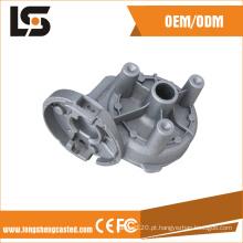 Peças de motocicleta para máquina de fundição de liga de alumínio OEM feitas na China