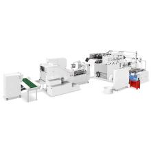 Paper Kraft Food  Bag Making Machine