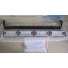 Rede 3m unshield Snap-in tipo 48 portas UTP CAT6 Empty Patch Painel de montagem em rack