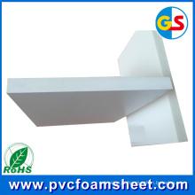 Construção da carcaça Fábrica da folha de Celuka do PVC (espessura quente: 18mm 16mm 12mm 15mm 9mm)