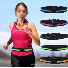 Fashion Running Pouch Doppelband mit wasserdichter Tasche (SR8912)