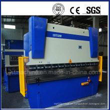 Freio de prensagem hidráulico simples para dobragem de chapa (WC67Y-125T 3200)