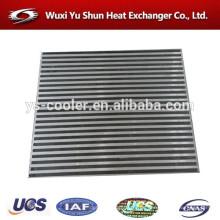 Hochleistungs-Aluminium-Kundenspezifischer Nachkühler-Kernhersteller