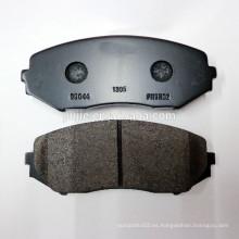 Piezas de recambio de automóviles bajo parche de freno de polvo D537 para el coche japonés