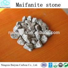 La fuente de China de la fabricación caliente 6 * 20mesh Maifanite Stone / filtro de Maifanite para el tratamiento de aguas