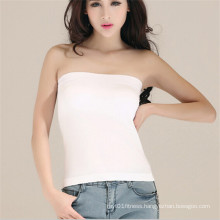 Simplicity Women′s Strapless Bust Clubwear Party Long Tube Top