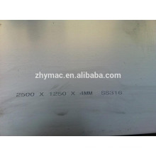 Stainless Steel Sheet 316