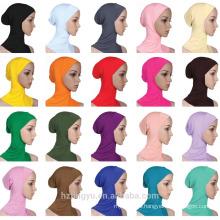 Islamic Hijab And Scarf muslim hat Modal stretch women cap