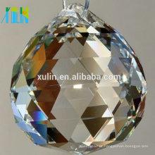 Bola de cristal lustrada de alta qualidade do candelabro AB do cristal 40MM para iluminar-se