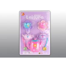 У En71, Одобрение Пластиковые Игры Притворись Играть Комплект Чая Игрушки (10214276)