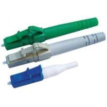 Simplex or Duplex LC Fiber Optic Connector