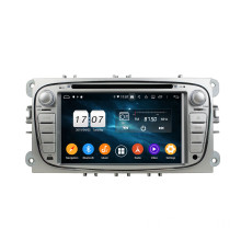 Klyde Autoradio Android 9.0 for Focus Mondeo S-max