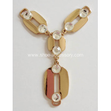 Fashion Rhinestone Sandal Chain is Popular in Latin America