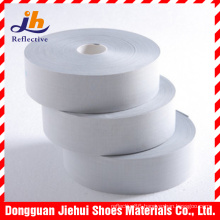 Silver Reflective Fabric Tape Apply to School Uniform