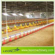 LEON Brand auto poultry equipment for Broilers and Chickens