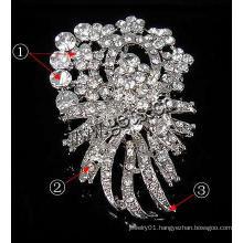 Gets.com zinc alloy brooch corsage