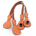 Custom Orange Handbag Braid Obag Handtag