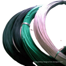PVC Coated Wire with Black or Galvanized wire
