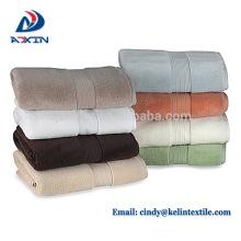 Hotel de toallas 100% algodón ultra suave y grueso