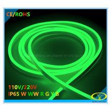 Impermeabilice la luz de tira de neón del LED con la certificación del CE RoHS