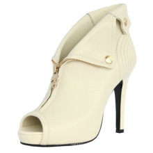 New Style of Women Ankle Bootie (HCY02-840)