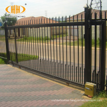 Customized high quality powder coated entrance gate design for home