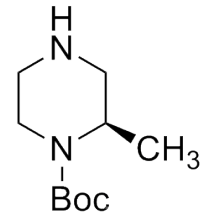 Chiral Chemical CAS Nr. 170033-47-3 (R) -N-Boc-2-Methylpiperazin