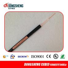 Fuente de fábrica Rg11 CCTV Cable / CATV Cable / Cable coaxial