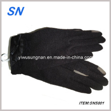 2013 Fashional Touchscreen Fur Wrist Cuffs Gloves