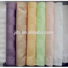 100% полиэстерная окрашенная ткань для домашнего текстиля