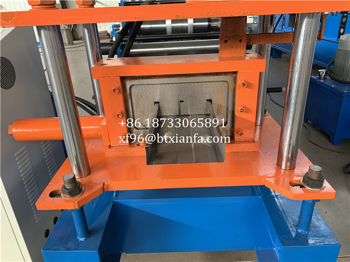 C Steel Forming Machine