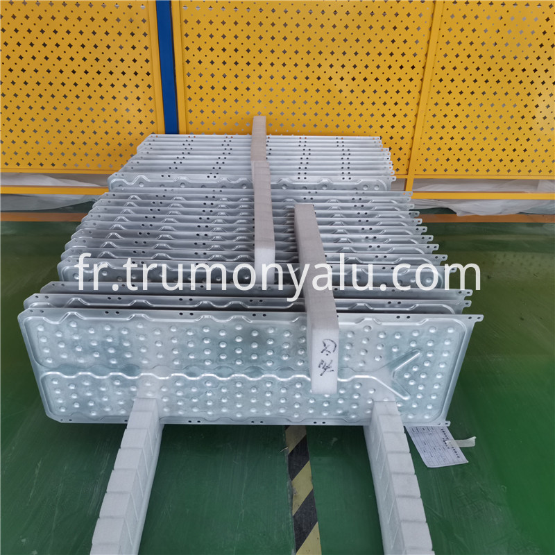 Aluminum Water Cooling Plate15