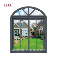 Aluminium-Fenstergrill-Design für Aluminium-Badezimmer-Fensterdesigns