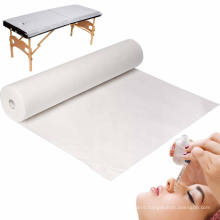 Disposable Facial Non Woven SPA Bed Sheets Massage Bed Covers for SPA Table Bed