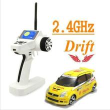 Plastic Toy 1: 28 Drift Remote Control Model Car