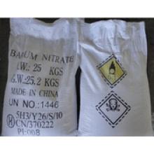 Белый порошок 99,3% Нитрат бария для промышленности (CAS: 10022-31-8)