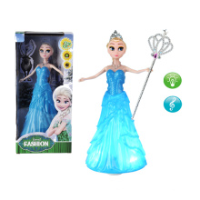 2016 El más nuevo producto 11.5 pulgadas de plástico muñeca congelada (10244352)