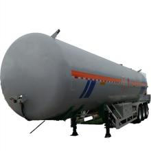 Tri-axle Steel Oil Tank Fuel Trailer