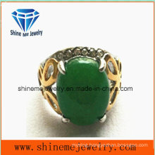 Stone Stainless Steel Fashion Jewelry Finger Ring (SCR2888)