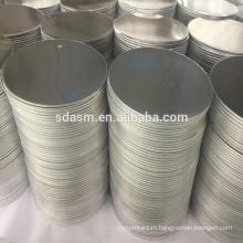Aluminum/Aluminium Circle with Good Deep Drawing and Spinning (A1050 1060 1100 3003)