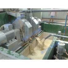 Línea de producción de almidón de patata