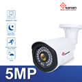 Outdoor Bullet Netwerkcamera 5MP