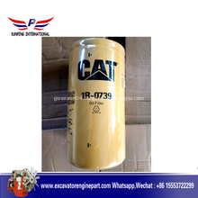 1R0739 Oil Filter for Cat Excavator Engine Parts