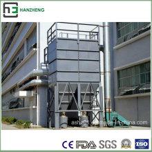 Plenum Pulse De-Dust Collector-Metallugy Produktionslinie Luftstrombehandlung