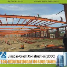 Хорошее качество и низкая цена панели Сандвича стальной структуры Пакгауз/Мастерская/здание