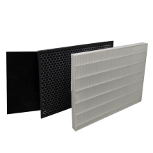 OEM Honeycomb Carbon Mesh Activated Charcoal air clean Filter 13 hepa filters