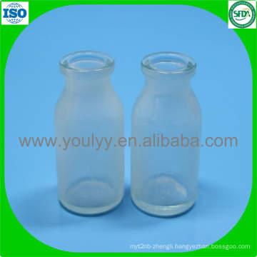 10ml Transparent Moulded Bottle