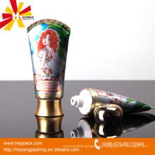Embalaje plástico del tubo de ABL para el cosmético / la crema dental